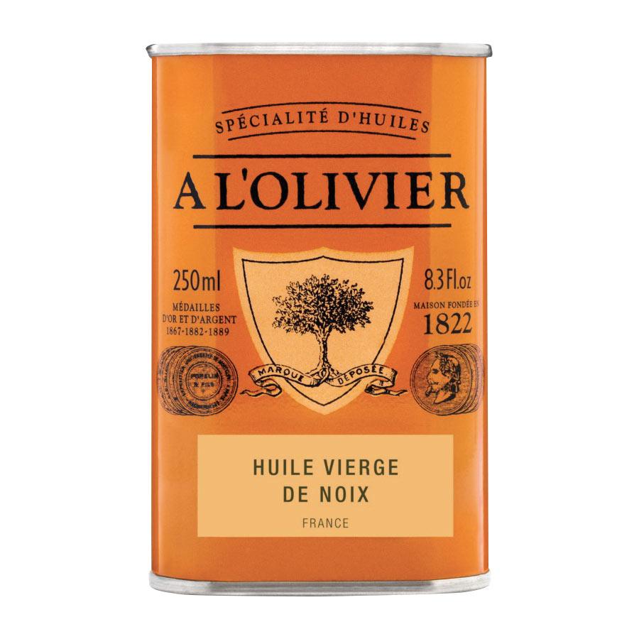 HUILE VIERGE DE NOIX (CERNAUX Français) 250ML