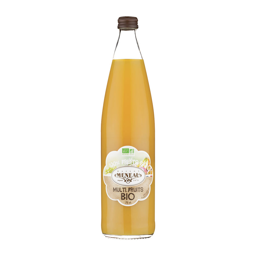 PUR JUS MULTI-FRUITS 75cl