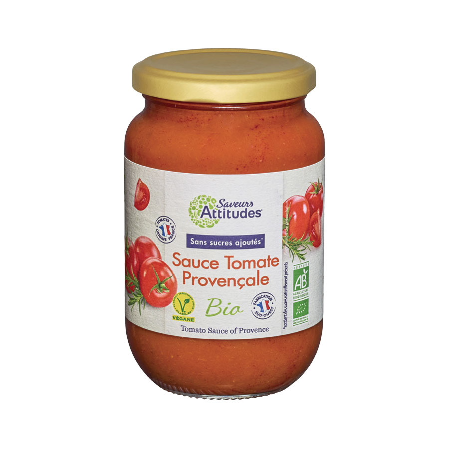 SAUCE TOMATE PROVENCALE 370G