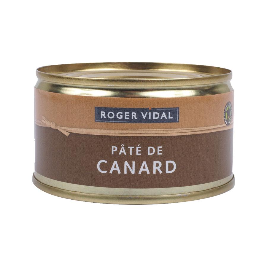 PATE DE CANARD 125G