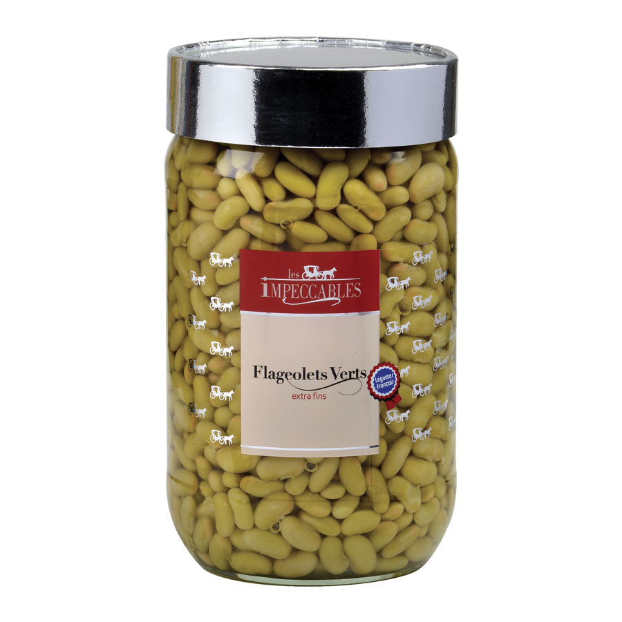 FLAGEOLETS EXTRA FIN 72CL
