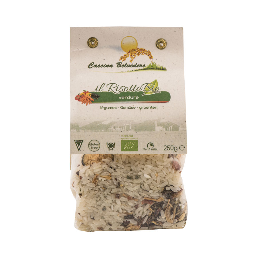 RISOTTO LEGUMES 250G